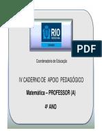 4AnoMatProf4Caderno