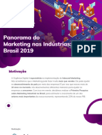 Panorama Do Marketing Nas Indstrias Brasil 2019