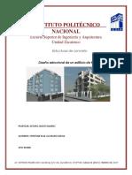 diseño de edificio de concreto 5 niveles
