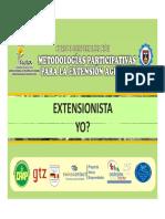 5 Junio 2019 Extensionista