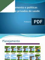Apresentação Planejamento e Politicas Públicas