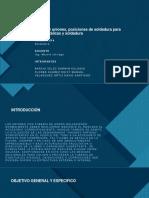 Tipo de Juntas y Uniones, Posiciones de Soldadura Para Estructuras Metálicas y Soldadura
