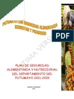 Plan San Putumayo