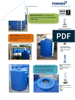 Brochure-rain Water Solutions