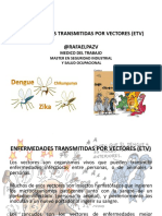 Enfermedades Transmitidas Por Vectores Sigo Julio 2019