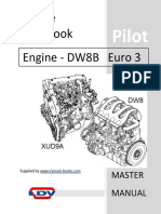 Service Workbook XUD9A-DW8