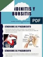 Tendinitis y Bursitis