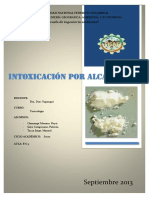 Intoxicacion Por Alcaloides