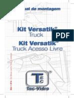 Manual Kit Versatik Truck e Acesso Livre