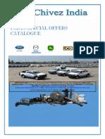 Chivez Autoparts Catalogues