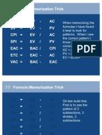 PMP Basic Formulas PPT