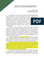 Carman, Una aproximación al estudio de la producción de textos para la evangelización en el Perú colonial