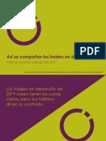 Informe Novatos Trading Club