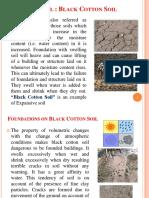 Black Cotton Soil