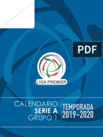 Calendario t2019 20 s A