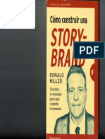 Como construir una STORYBRAND - DONALD MILLER