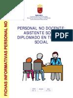 Asistente Social -DTS