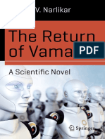 (Science and Fiction) Jayant v. Narlikar (Auth.) - The Return of Vaman - A Scientific Novel-Springer International Publishing (2015)
