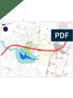 "I-540 ""red route"" through Garner"