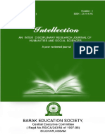 Intellection VoI.I No.I PDF File
