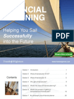 Financial Planning - Helping You Sail Successfully into the Future
