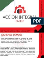 Portafolio Acción Integral 2019
