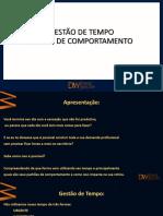 Gestão de tempo e Comportamento.pdf