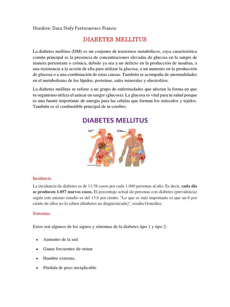otitis media aguda sintomas de diabetes