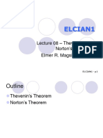 Lecture08 - Thevenin and Norton_s Theorems.ppt