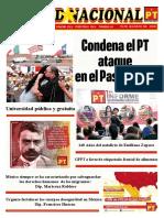 Unidad Nacional 15 de Agosto de 2019
