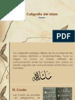 Caligrafía Del Islam 2
