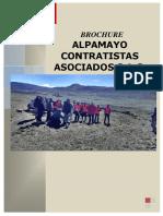 Brochure Alpamayo