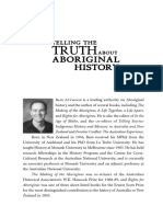 Bain Attwood - Telling the Truth About Aboriginal People