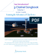 clarinet songbook