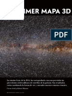 El Primer Mapa 3D de la Vía Láctea