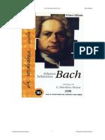 La verdadera vida de J S Bach - Klaus Eidman.pdf
