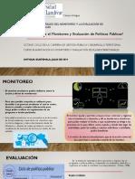 Presentación 1.1 Monitoreo y Evaluación de Planes Territoriales