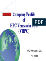 1 VHPC Presentation Comprehensive - Oct 2008