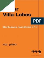 Hvl Bachianas Brasileiras 5 Sample