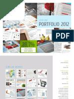 Designer Portfolio Indesign Template