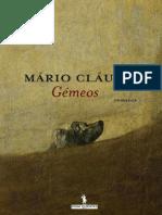 Gémeos - Mário Cláudio