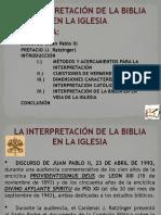 LA INTERP DE LA BIBLIA EN LA IG.pptx