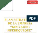 Plan Estrategico Huerequeque