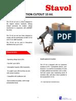 CTV 10 Open Cutout