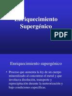 Enriquecimiento-Supergenico