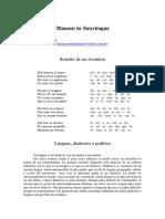 Almanac de Interlingua 99