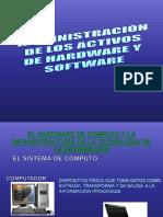 Administracion Activos Hardware y Software