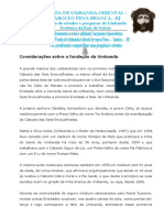 9 Apostila Aspectos Historicos de Umbanda-1