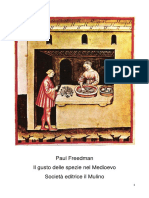 Il Gusto Delle Spezie Nel Medioevo - Freedman