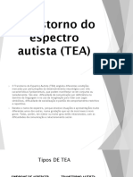 Transtorno Do Espectro Autista (TEA)FINAL